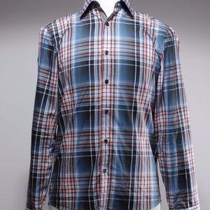 Michael Kors Long Sleeve Casual Shirt